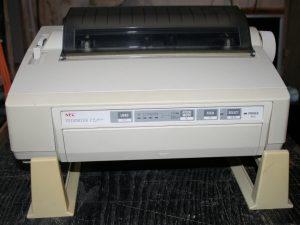NEC P2+ - der 24-Nadeldrucker für den Rest von uns