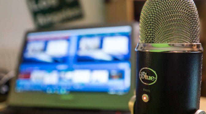 Live aus dem Digisaurierstudio – der #neudig-Livestream