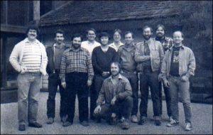"""""""Die """"Monterey Group"""", die bei Digital Research GEM für den ST portierte"""