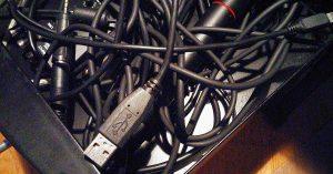 Genau das richtige USB-Kabel? Vielleicht...