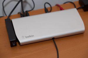 Belkin Dockingstation Thunderbolt 2