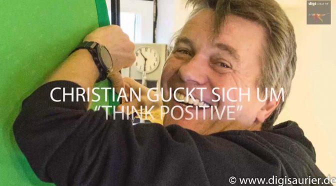 """Hier die Youtube Aufzeichnung: """"Christian guckt sich um"""" Folge 2"""