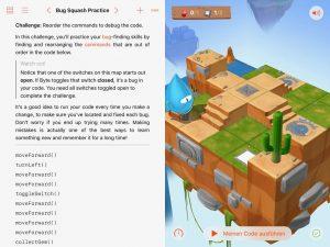 Swift Playgrounds zum programmieren lernen