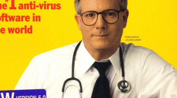Peter Norton, der Computerheld von Utilities und Anti-Virus