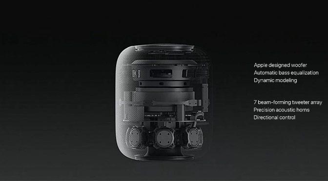 Apples HomePod - Musik im Vordergrund