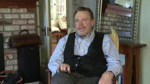 John Perry Barlow, Kapors Kollege und Autor der Unabhängigkeitserklärung in Cyberspace
