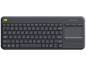 Schickes Keyboard von Logitech für unterwegs