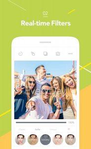 Candy Camera, die Selfie-Maschine
