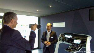 Audi Bedienkonzept beim A8 - Interview mit dem Experten