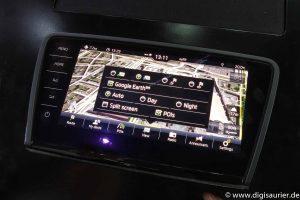 IAA 2017 - die Integration von Handy und Auto ist überall sichtbar