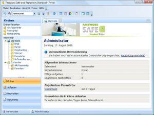 Password Safe - ein universeller Passwortmanager