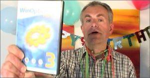 Rolf Hilchner, Gründer von Ashampoo, ist immer noch für einen Knaller gut