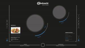 Der Interactive Cooktop von Bauknecht (Foto: Bauknecht)