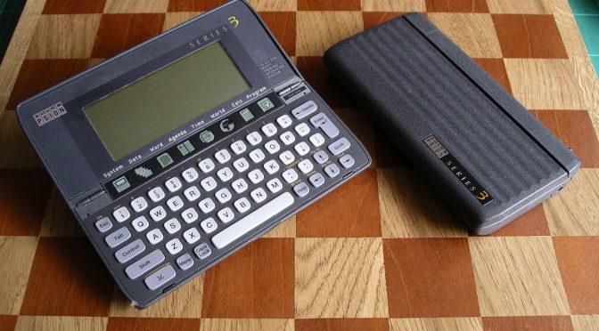 Eine Legende mit großer Fangemeinde - der Psion Organizer (Foto: Wikimedia)