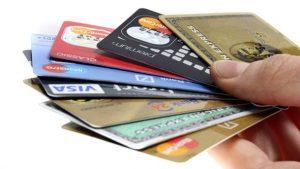 Kreditkarten mit definiertem Betrugsrisiko