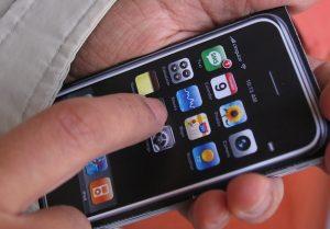 Das iPhone 1 - Killer aller PDAs