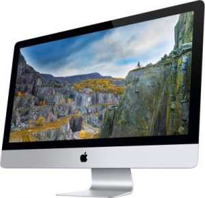 iMac mit Retina-Display, der Scharfe