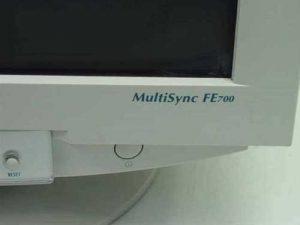 NEC Multisync FE-Serie, die Zauberhaften