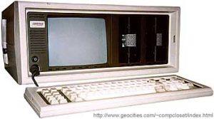 Der Compaq Portable von 1983 (Foto: old-computers.com)