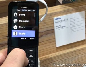 Nokia 8110 - MWC2018