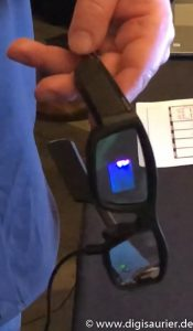 Smart Glasses von Vuzix - MWC2018