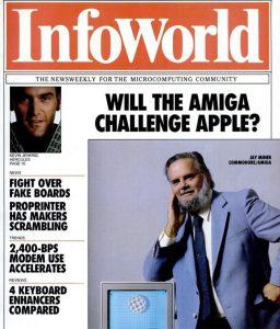 Ob er wollte oder nicht: Jay Miner wurde zum Vater des Amiga gemacht