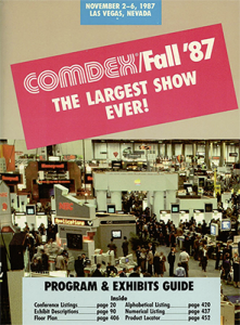 Comdex '87 - The Largest Show Ever!