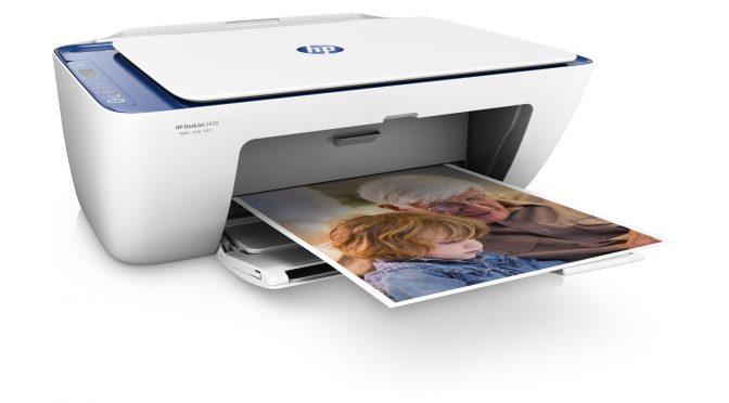Einer der beliebtesten Farbdrucker überhaupt - der HP Deskjet 2630