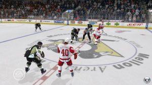 NHL - eine dieser verblüffenden Sportsimulationen