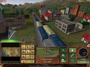 Railroad Tycoon 3 - immer noch die optimale Eisenbahnsimulation