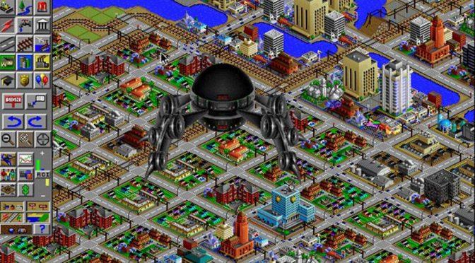 Simcity - die vielleicht berühmteste Simulation auf dem PC