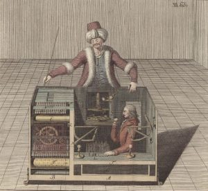 Der Schachroboter war getürkt -klassischer Fall von Fake