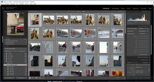 Lightroom zeigt auch RAW-Dateien in der Vorschau an