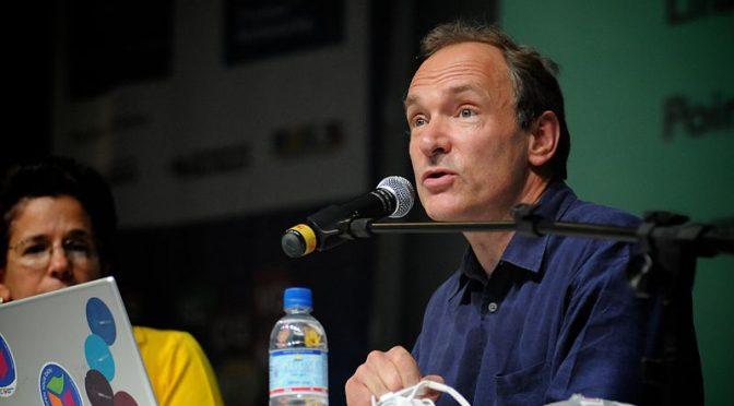 Bringt uns Tim Berners-Lee ein brandneues Web?