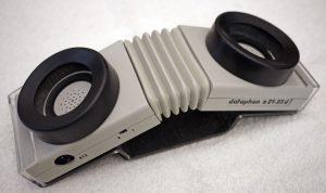 Dataphon S21, der legale Akustikkoppler der Bundespost (Foto: privat)