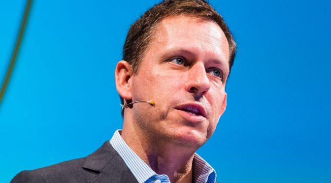 Internethelden (3): Peter Thiel, der Superreiche, der uns Paypal bescherte