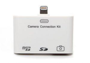 Camera Connection Kit für ein iOS-Device