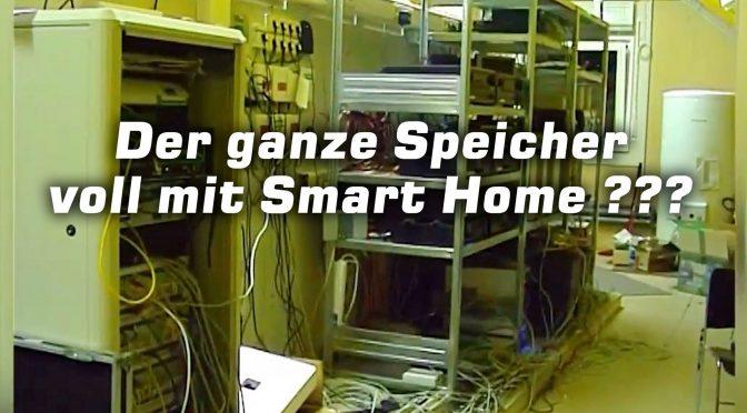 Sensation: Endlich ein Smart Home! Das ganze Haus ist vernetzt!