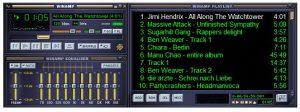 Winamp, einer der ersten MP3-Player für den PC