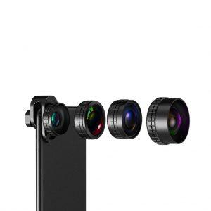 Relativ teure, annähernd professionelle Lösung speziell fürs iPhone