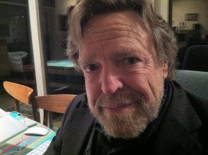 John Perry Barlow, Poet und Internet-Philosoph, im Jahr 2010