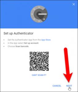 Google Authenticator - ein gutes Tool für die 2-Faktoren-Authentifizierung