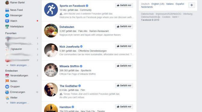 Stalkscan erklärt Mark Zuckerberg