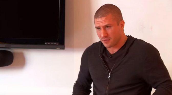 Shawn Fanning in einem Video aus dem Jahr 2015