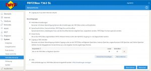 VPN nutzen mit der Fritzbox