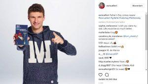 Thomas Müller - der Fußballstar als Influencer