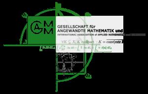 Das Logo der Gesellschaft für Angewandte Mathematik und Mechanik (GAMM) - Geburtshelfer von Algol 90