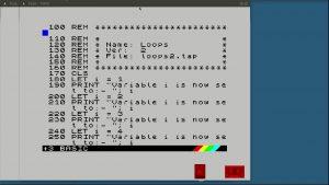 Ein einfaches BASIC auf Sinclair-Computern