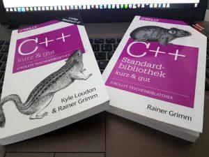 Fachliteratur zur C++-Standardbibliothek