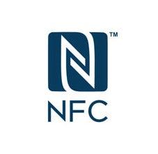NFC ist aktiviert, wenn dieses Symbol in der  Statusleiste zu sehen ist